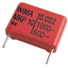 220nF 1000V RM27,5mm MKP10