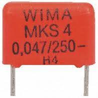 2,2uF 250V MKP RM22,5mm WIMA
