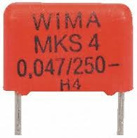 10nF 2000V RM15mm MKS4 WIMA