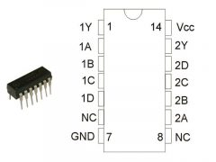 CD4002 DIP