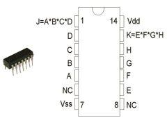 CD4082 DIP
