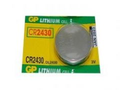 GPCR2430 Lithium elem 3V BLISTER