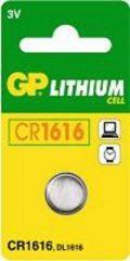 GPCR1616 LITHIUM ELEM 3V BLISZTER