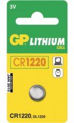 GPCR1220 LIT.ELEM 3V BLISZTER