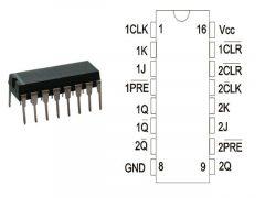 74HC112 DIP16