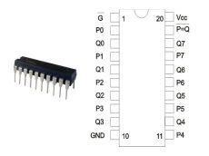 74HC688N DIP NXP