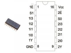 74HCT 153D SMD