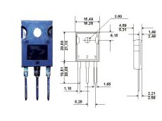 STW20NM50FD N POWER MOSFET 500V 20A