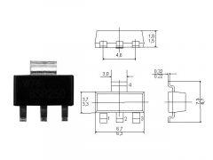 IRFL014NPBF SOT223 VISH.