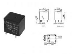 K501  12VDC  20A        NT78