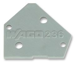 236-100 WAGO LEZÁRÓ