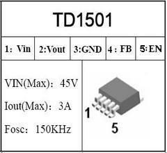 TD1501 SMD