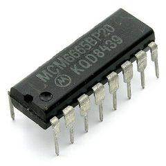 6665 MCM6665BP-20