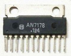 AN7178 SIP12   /AN7168/AN7169/