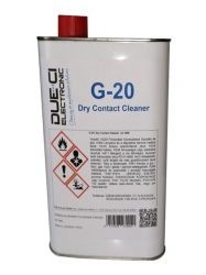 SPRAY G20 KONTAKTUSTISZT.FOLY. 1000ML